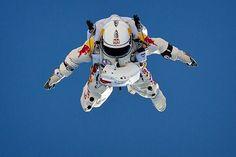 Red Bull Stratos - kosmiczny rekord w mediach