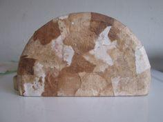 porta guardanapo feito com coador de papel by sissi