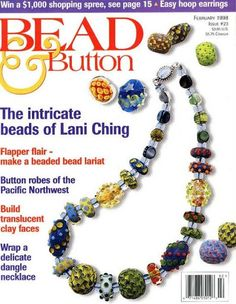 23 - Bead & Button Feb 1998 - articolehandmade.book - Picasa Web Albums