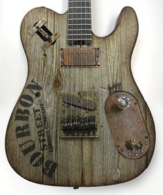 from baudier guitars