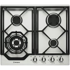 Westinghouse WHG646SA 60cm Gas Cooktop at The Good Guys