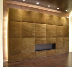 Wrapped fabric acoustical panels