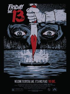 Friday The 13th by Christopher Cox