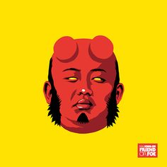 Área Visual - Blog de Arte y Diseño: Butcher Billy. Kim Jong-Un: Friend or Foe