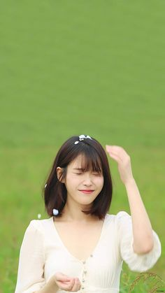 Organic meat be unable to check-out parlors right now, and yet i am not saying Iu Short Hair, Korean Short Hair, Korean Girl, Long Hair Cuts, Short Hair Styles, Permed Hairstyles, Cute Hairstyles, Iu Hairstyle, Korean Haircut Long
