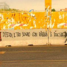 Star Walls - Scritte sui muri. — Da chi non ci crede
