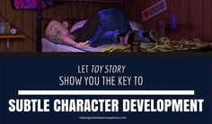Shows you how to make the job of character development easier thanks to one fundamental rule. || Writing