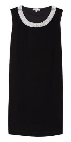 JOIE Teliana Dress with embellished neckline