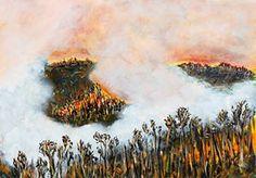 Fire and Smoke 1 (2014)