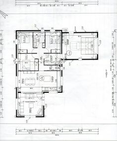 plan de la maison - Plan Maison 110m2 Plein Pied