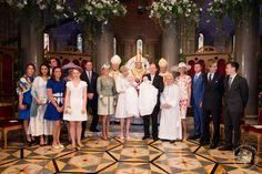 Royals & Fashion: Baptism of Jacques prince and princess Gabriella, Monaco