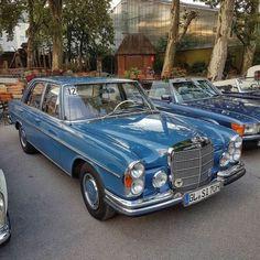 Mercedes-Benz Oldtimer #ClassicCar #Classic #Limousine...
