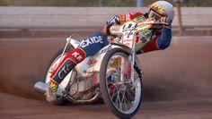 Billy Hamill, Speedway World Champion 1996 Speedway Motorcycles, Speedway Racing, Racing Motorcycles, Flat Tracker, Mechanical Art, Dirt Racing, Motorcycle Art, Motocross, Motorbikes
