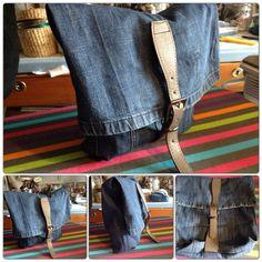 Snack bag.... Recup jeans