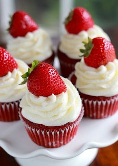 simple fruit garnishes for desserts - Google Search