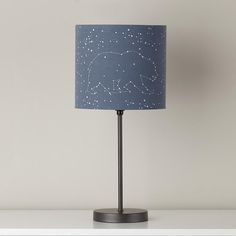 Constellation Nursery Decor Night Sky Wall Decor for the Nursery: we love this Star Gazer Table Lamp Diy Nursery Decor, Baby Nursery Diy, Star Nursery, Nursery Lamps, Wall Decor, Camping Nursery, Moon Nursery, Woodland Nursery, Nursery Ideas