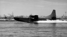 Convair XP5Y-1 - морской патрульный бомбардировщик. На вооружение не был принят.