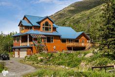 2131 S River Dr, Eagle River, AK 99577. 4 bed, 3 bath, $535,000. A mountain view home...