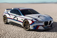 The BMW 3.0 Hommage R Pays Tribute to an Iconic '70s Racer • Gear Patrol
