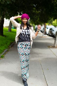 We love printed maxis! Shop the looks at Charlotte Russe!