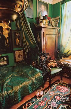 Pretty Green Bohemian Room                                                                                                                                                                                 Mehr