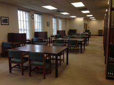 Theology Philosophy Library (Third Floor - Silent Study)