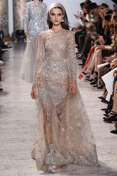Elie Saab High end Fashion Fashion Runways Spring Summer 2017…