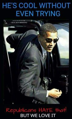 "Yes We Love ""Our President"" Barack Obama!!!! :-)"