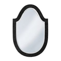 Medieval's gone a little wild and entered the realm of contemporary style.This mirror is embellished with four rows of black, beaded accents, so checking out your reflection at home just got a lot more...  Find the Contemporary Black Lacquer Mirror, as seen in the Mirrors Collection at http://dotandbo.com/category/decor-and-pillows/mirrors?utm_source=pinterest&utm_medium=organic&db_sku=HOW0014