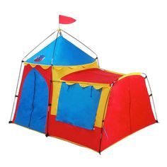 Knights Tower Play Tent - BestProducts.com