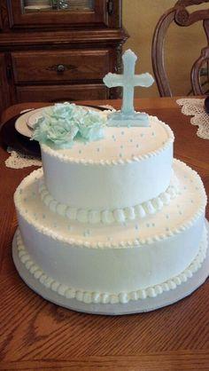 Baptisum cake