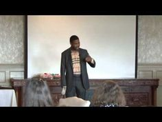 Inky Johnson - Speech Highlights - YouTube