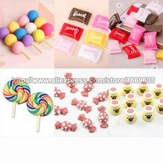 Find More Beads Information about 10x New Rainbow Mini DIY Lolly Lollipop Cake Fairy Potted Ornament Colorful Cute Sweet Candy Resin Accessories DIY Decoration,High Quality accessories bike,China accessories phone Suppliers, Cheap decor electrical accessories from Riky_mall on Aliexpress.com