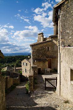 Mirmande, Loriol-sur-Drôme, Valence, Drôme, Auvergne-Rhône-Alpes, France