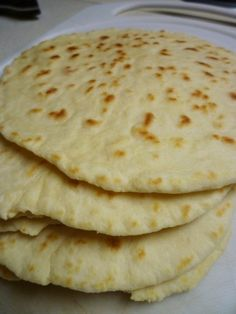 Authentic Mexican Flour Tortilla Recipe Tortillas hard to make? Don't let misconceptions get you down. I'll show you the easy way to make authentic, Mexican flour tortillas. Authentic Mexican Recipes, Mexican Food Recipes, Mexican Easy, Mexican Desserts, Recipes With Flour Tortillas, Homemade Tortillas, Home Made Tortillas Recipe, How To Make Tortillas, Great Recipes