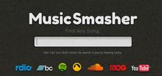 Use MusicSmasher to find exactly what you're looking (or listening) for.   13 Simple Hacks For Enjoying Music So Much More