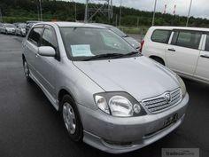 2002 Toyota Allex NZE121 S-edi XS150