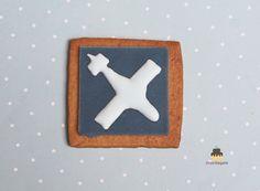 Biscuit sablé aviateur Chez Bogato • Boutique atelier 7 rue Liancourt – Paris 14ème – 01 40 47 03 51 • ouvert du mardi au samedi de 10 heures à 19 heures
