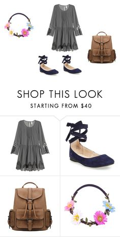 """""""Move Night"""" by grace-dxvii on Polyvore featuring H&M and Steve Madden"""