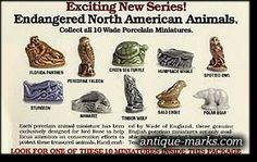1999-2002 Wade Endangered North American Animals series
