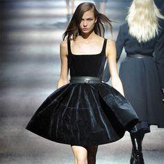 La Petite Robe Noire par Lanvin