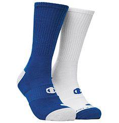 Men's Nike 6 pack Everyday Plus Cushion Crew Training Socks