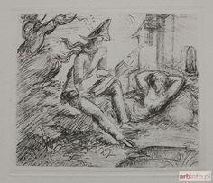 Eugeniusz ZAK ● Koncert (z La porte Lourde. Poémes en prose de René Morand, dessins hors-texte par Eugéne Zak, Paris 1929) ●