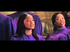 Man in the Mirror, sung by Keke Palmer, in Joyful Noise. Gives me chills every time.
