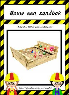 De bouwhoek: Opdrachtkaart - https://jufangelique.wixsite.com/groep1-2