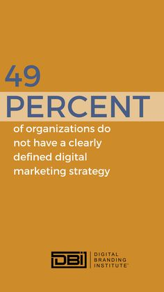 of organizations do not have a clearly defined digital marketing strategy. Digital Marketing Strategy, Email Marketing, Content Marketing, Social Media Marketing, Marketing Strategies, Business Goals, Business Tips, Search Optimization, Education And Training