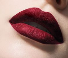 #burgundy #bordeaux  matte burgundy lips #GlamSquad