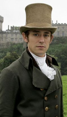 "Okay I recently saw ""Northanger Abby"" and I couldn't believe I hadn't seen it. This guy may not look so cute but in the movie HE'S RLLY CUTE!"