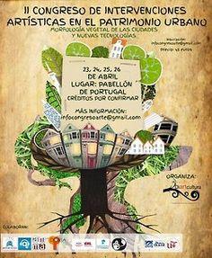 Del 23 al 26 de Abril en Sevilla  LaMiradaRota, espacio de Encuentro diario y Clausura  http://culturadesevilla.blogspot.com.es/2013/04/entrevista-congreso-de-intervenciones.html?spref=fb