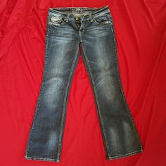 Maurices jeans Good used condition Vanity Jeans Boot Cut